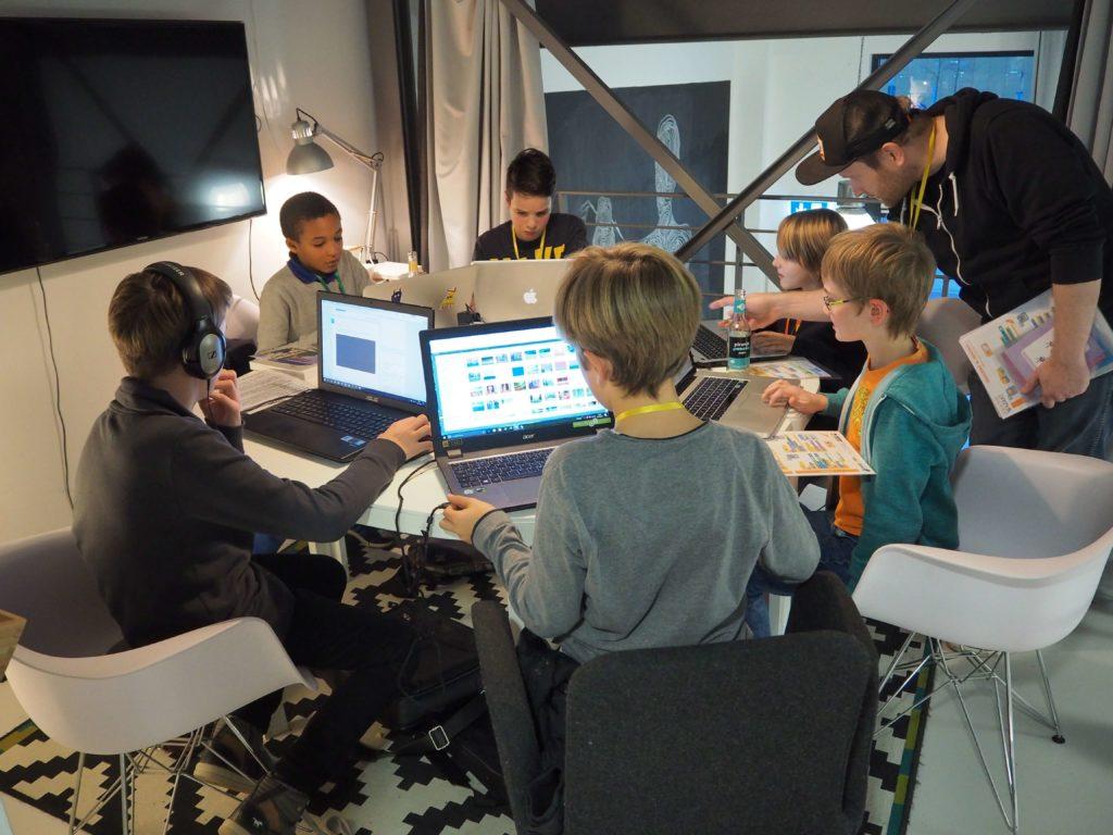 Die Minecraft Gruppe